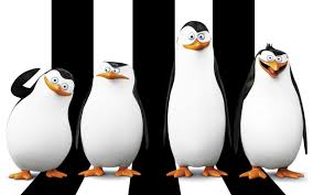 Madagaskar Penguenleri – The Penguins of Madagascar