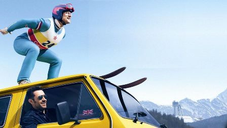 Kartal Eddie – Eddie the Eagle