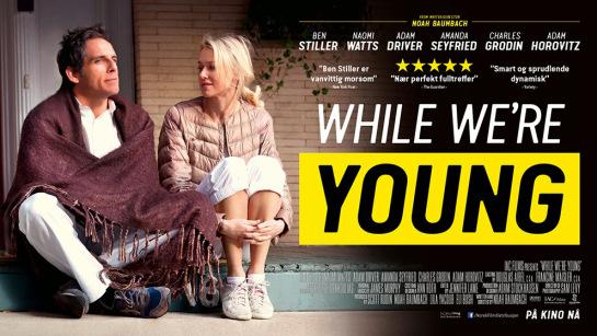 Biz Gençken – While We're Young
