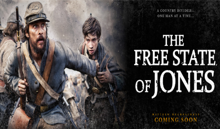 Özgürlük Savaşçısı – Free State Of Jones
